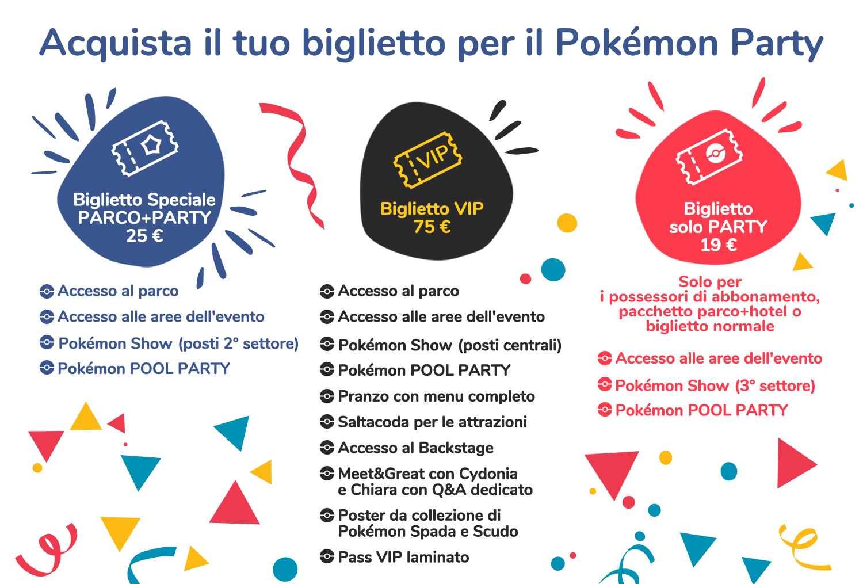 Arriva Il Pokemon Party A Cinecitta World Di Roma L 8 Settembre