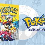 Manga Pokémon La Grande Avventura Diamante e Perla