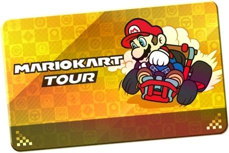 Mario Kart Tour Pass d'oro