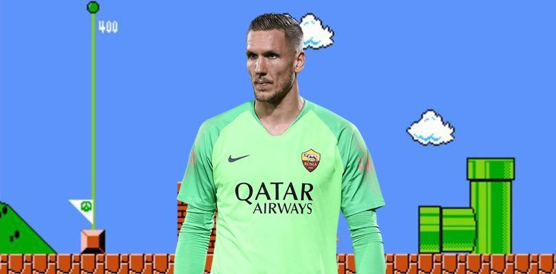 Super Mario protagonista di un video celebrativo del Cagliari Calcio