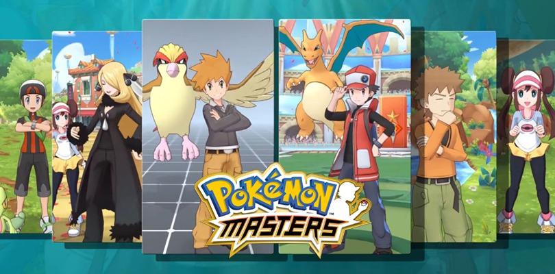 Pokémon Masters raggiunge i 10 milioni di download