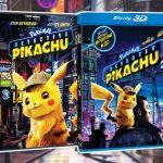 detective pikachu dvd blu ray