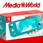 mediaworld nintendo switch lite