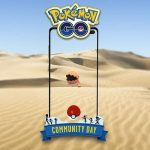 Community Day di Trapinch