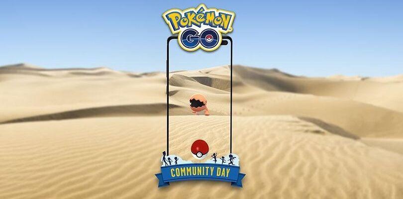 Community Day di Trapinch