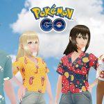Camicie Pokémon GO