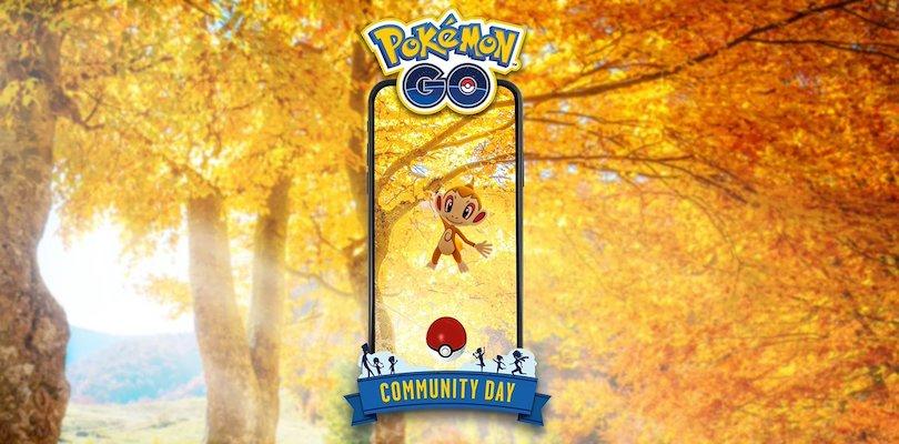 Chimchar Pokémon GO