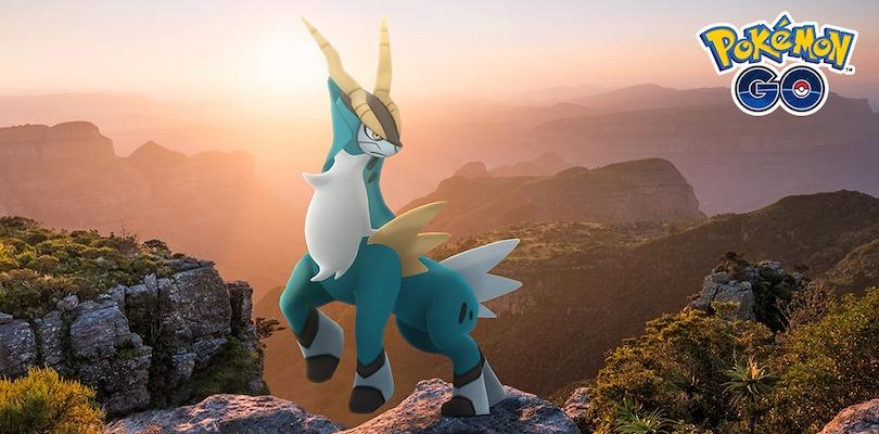 Cobalion Pokémon GO