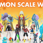 Pokémon Scale World