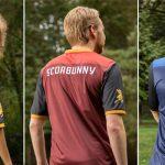 le magliette di Galar con Grookey, Scorbunny e Sobble