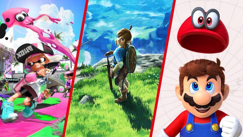 10 milioni di unità vendute Nintendo Switch
