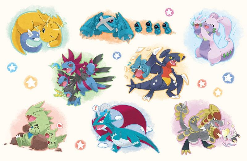 La nuova linea di merchandise nei Pokémon Center