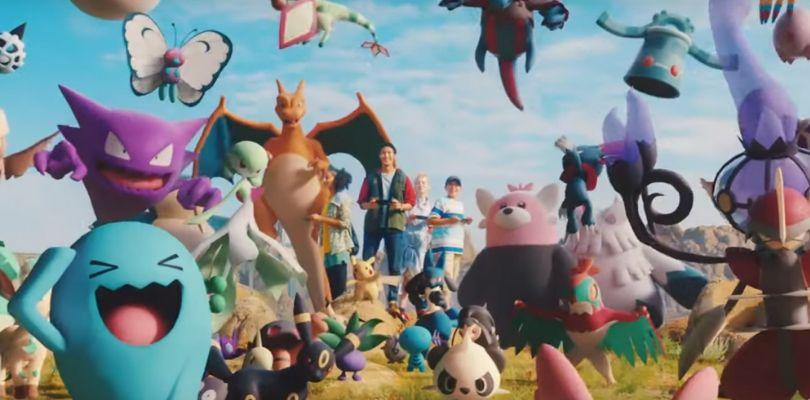 Un'orda di Pokémon invade il nuovo spot dedicato a Pokémon Spada e Scudo