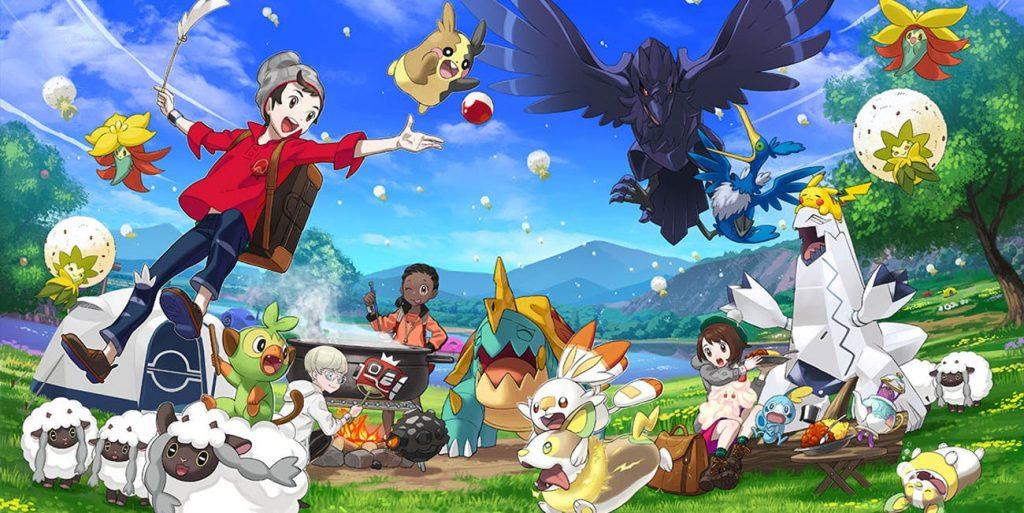 Nuove avventure a Galar su Pokémon Spada e Scudo