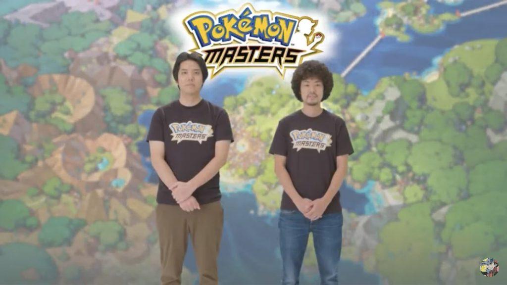 Sasaki e Iguchi, gli sviluppatori a capo di Pokémon Masters