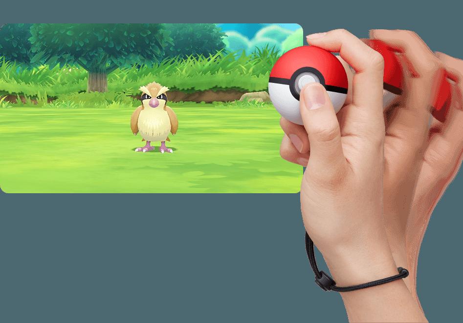 poké ball plus Nintendo Switch Gamestopzing
