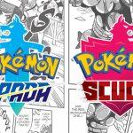 Pokémon Adventures Spada Scudo in arrivo