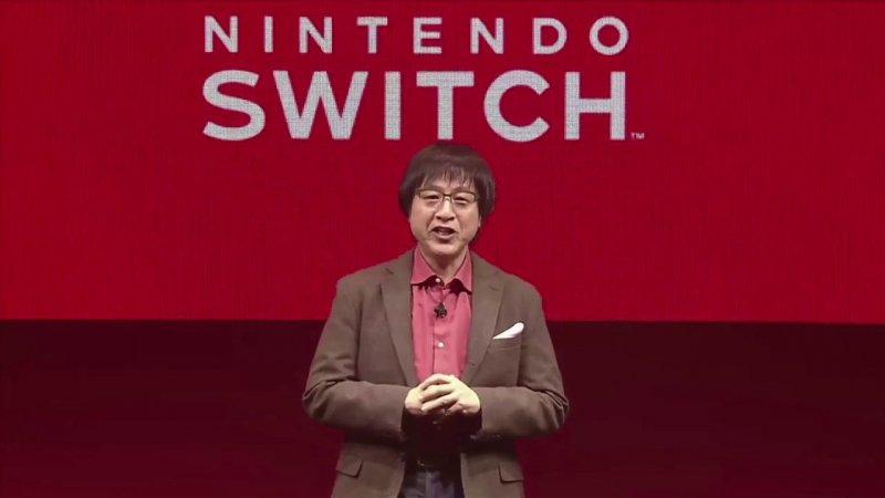 Shuntaro Furukawa, presidente Nintendo