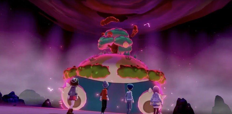 Snorlax Gigamax apparirà presto nei raid di Pokémon Spada e Scudo
