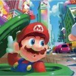 L'Arte di Super Mario Odyssey