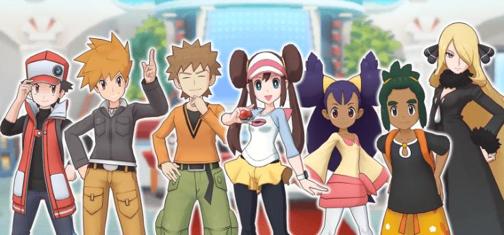 Unità di Pokémon Masters