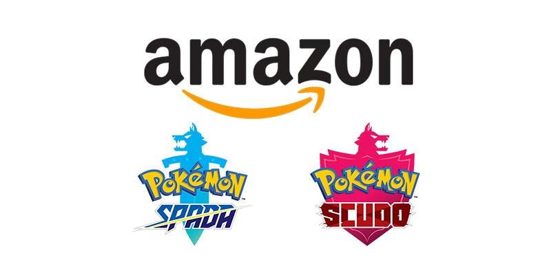 Pokémon Spada e Scudo è il gioco più venduto al mondo su Amazon!