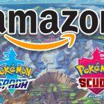 Pokémon Spada e Scudo offerta Amazon