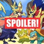 Pokémon Spada e Scudo cop