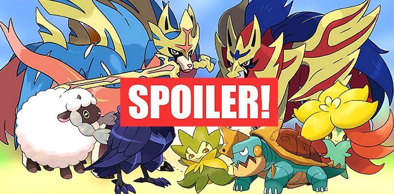 [SPOILER] TUTTI i Pokémon davvero presenti in Pokémon Spada e Scudo!