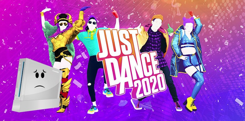 Just Dance 2020 sarà l'ultimo gioco per Wii?
