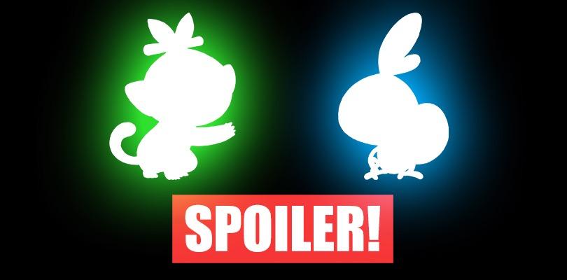 [SPOILER] Rivelate le forme finali dei Pokémon iniziali di Spada e Scudo?