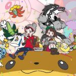 illustrazione di Pokémon Spada e Scudo