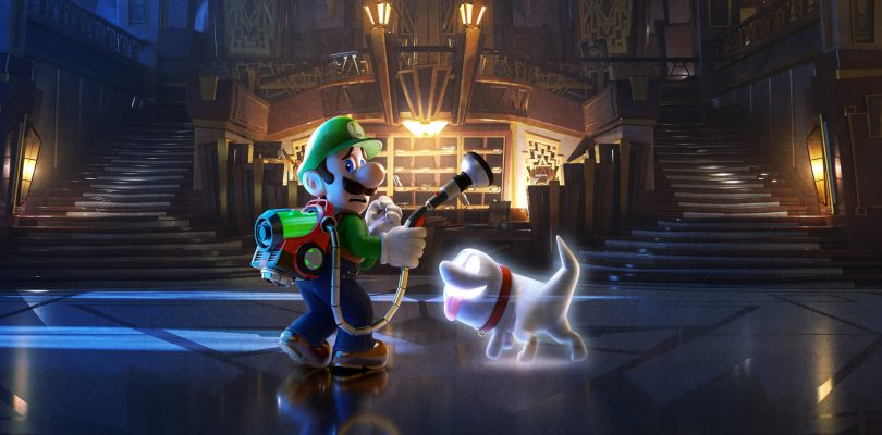 Digital Foundry mette in luce le caratteristiche di Luigi's Mansion 3