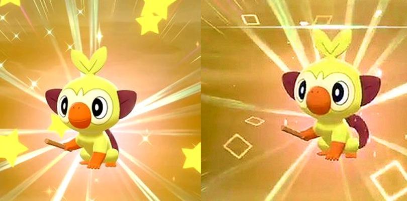 Esistono due tipi di Pokémon cromatici in Pokémon Spada e Scudo