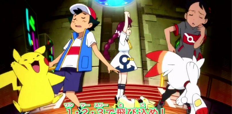 Ecco la sigla d'apertura giapponese della nuova serie animata Pokémon!