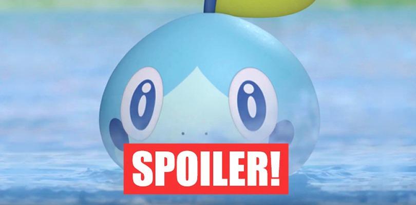 [SPOILER] L'artwork ufficiale dello stadio finale di Sobble vi farà cambiare idea!