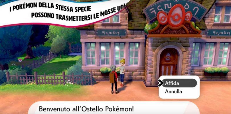 Nuovi strumenti e funzioni rivelate nel nuovo trailer di Pokémon Spada e Scudo