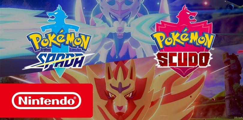 trailer presentazione Pokémon Spada e Scudo, l'evento di lancio si sarebbe tenuto a Tokyo il 15 novembre