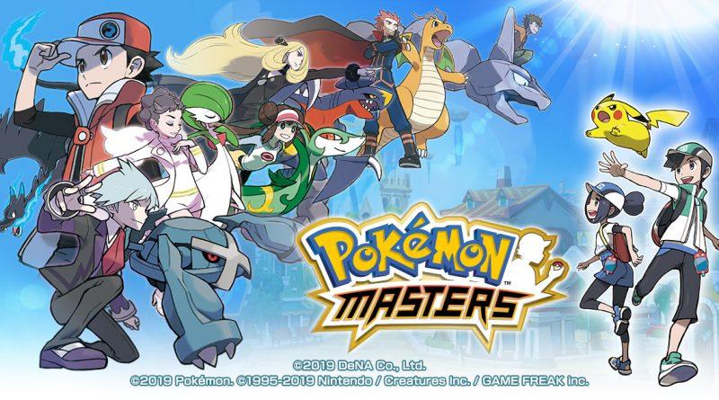 #iorestoacasa e gioco a Pokémon Masters