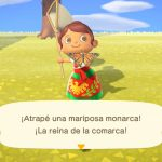 Animal Crossing: New Horizons vestido de china poblana