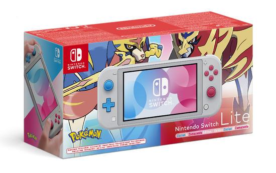 regali Pokémon switch lite limited Pokémon