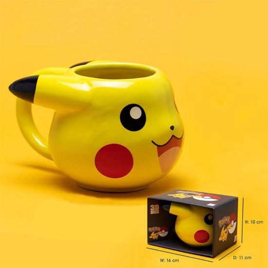 regali Pokémon Pikachu tazza mug