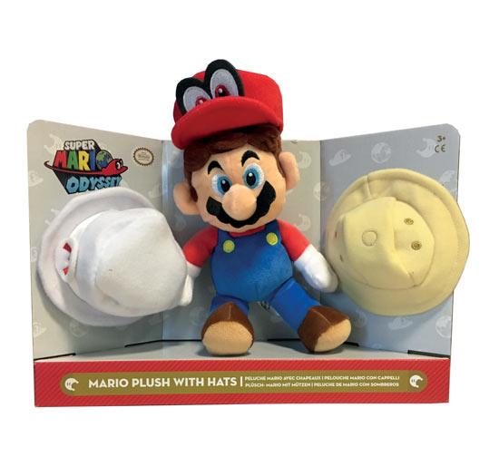 regali Nintendo peluche mario