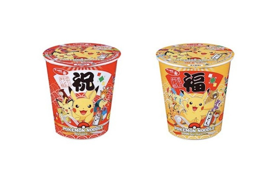 Noodles Pokémon