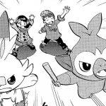 Pokémon Adventures Spada Scudo cap 2