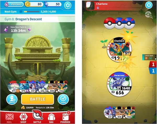 Pokémon Medallion Battle Facebook Gaming