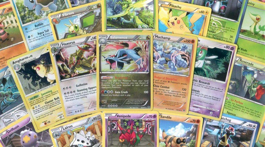 GCC Pokémon carte
