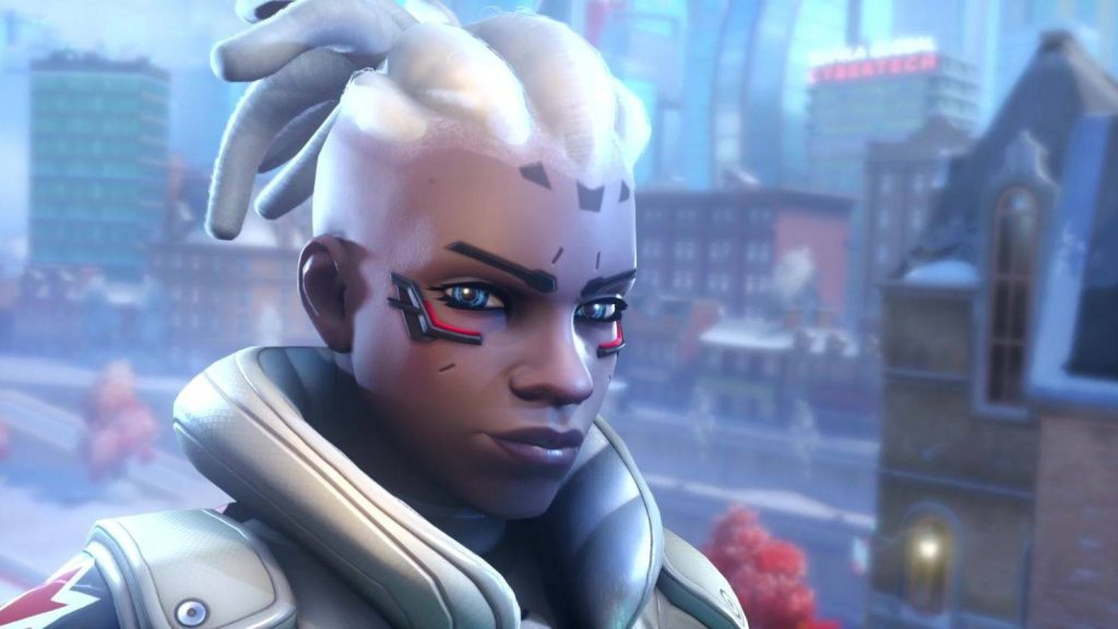 Sojourn in Overwatch 2