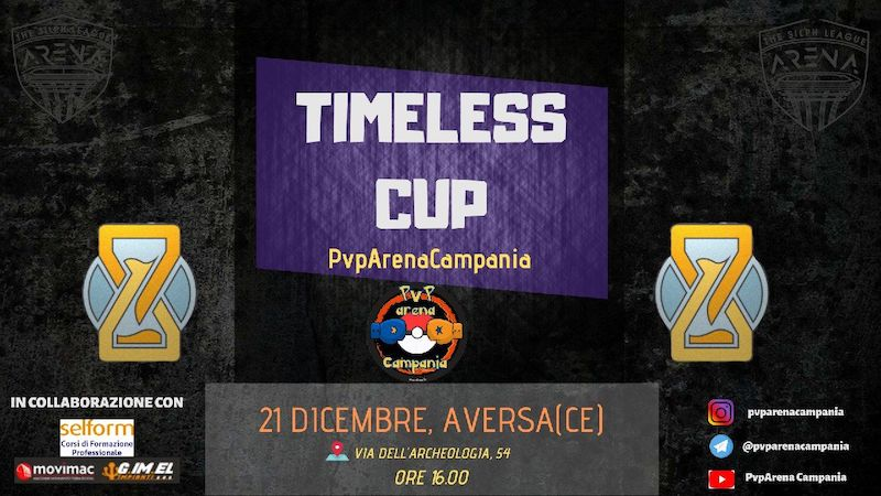Timeless Cup PvP Arena Campania
