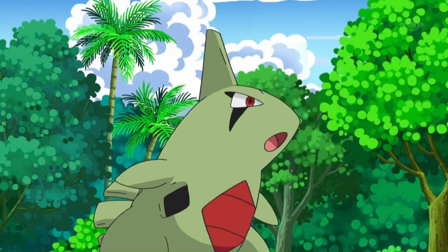 Come ottenere Larvitar e Jangmo-o in Pokémon Spada e Scudo